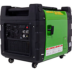 3500W Inverter Generator with Idle Control, Remote Start and Portability Kit