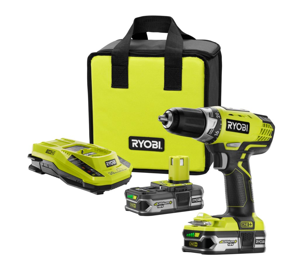 18V ONE+� Lithium Compact Drill