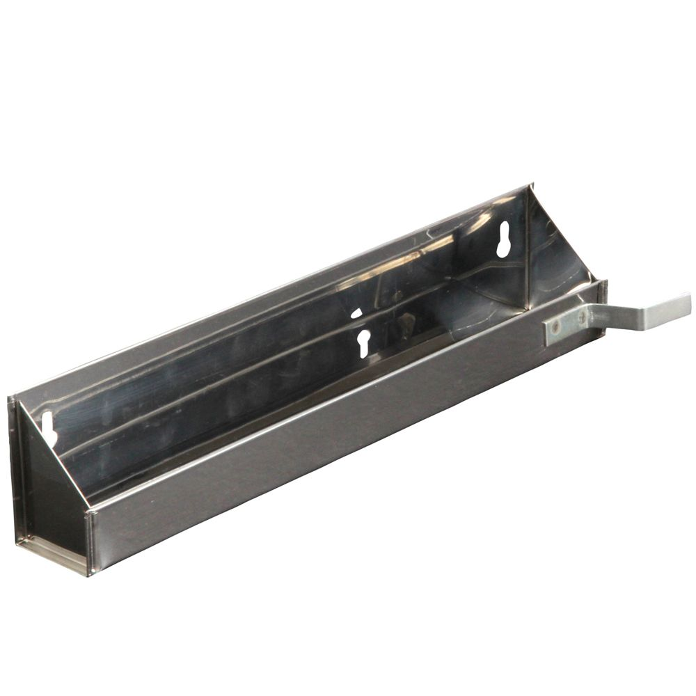 Steel Sink Front Tray - 11.625 Inches Wide