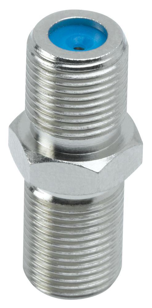 IDEAL 3Ghz F-Splice Adapter 10/Pk