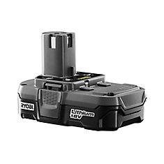 Batterie ONE+ compacte, au Li-ion, 18 V