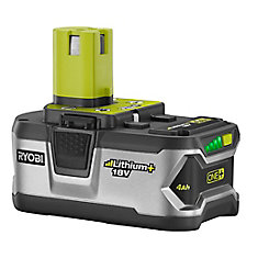 ONE+ 18-Volt High Capacity Lithium+ Battery