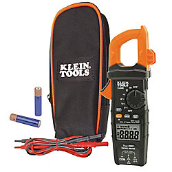 Klein Tools Digital Clamp Meter AC Auto-Ranging 600A