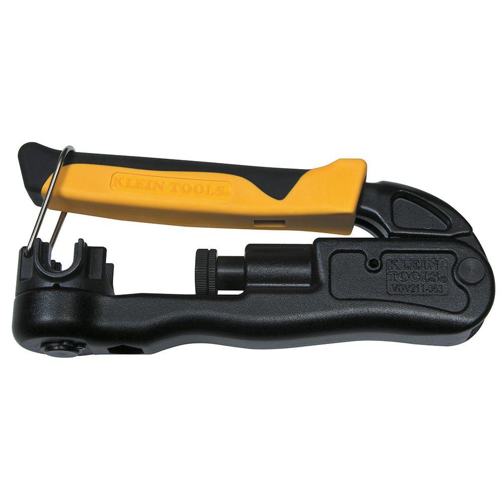 Klein Tools Compression Crimper Lateral