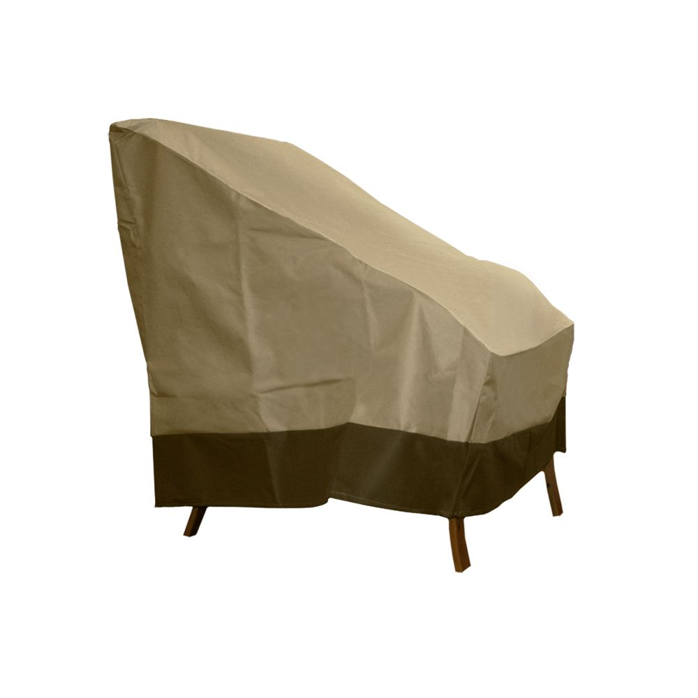 outdoor furniture cover. highback patio chair cover outdoor furniture
