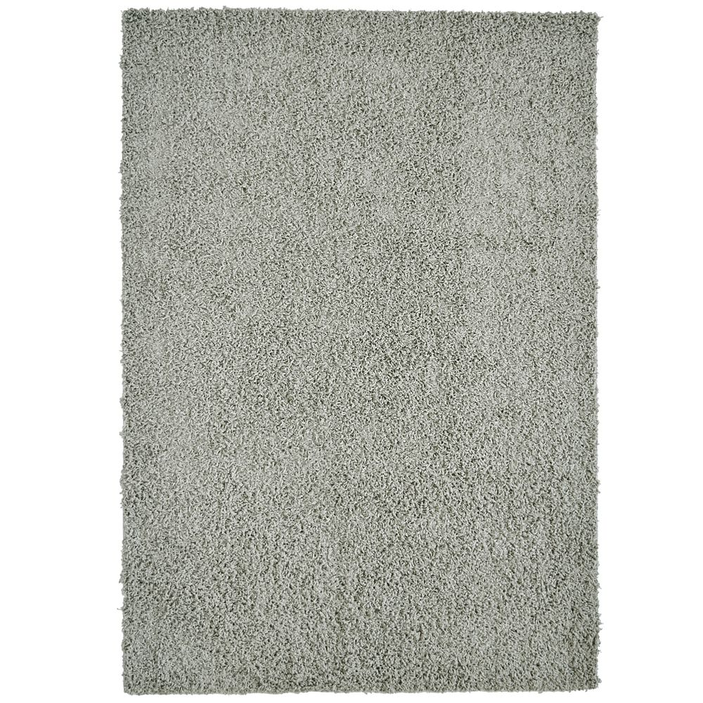 Smoke comfort shag tapis d'appoint  - 2 Pieds X 4 Pieds