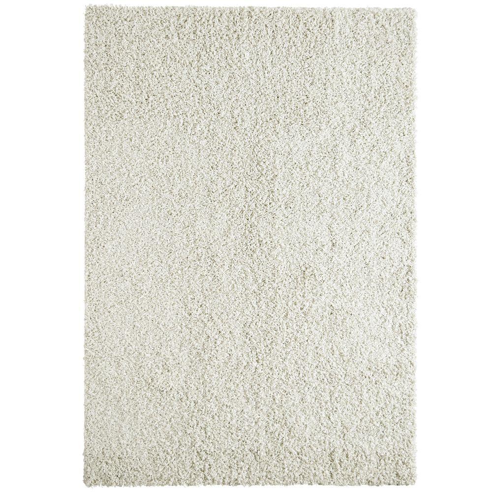 Linen Comfort Shag tapis d'appoint - 2 Pieds X 4 Pieds
