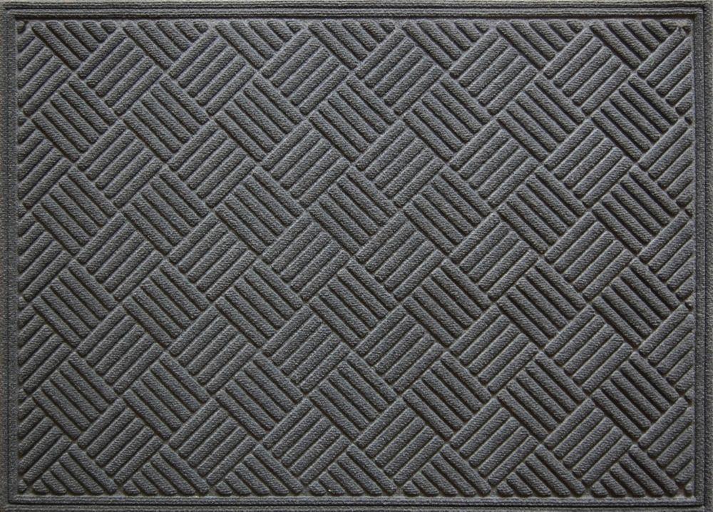 3x4 Contours gris