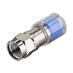 RG6 Compression F Connector 10/PK