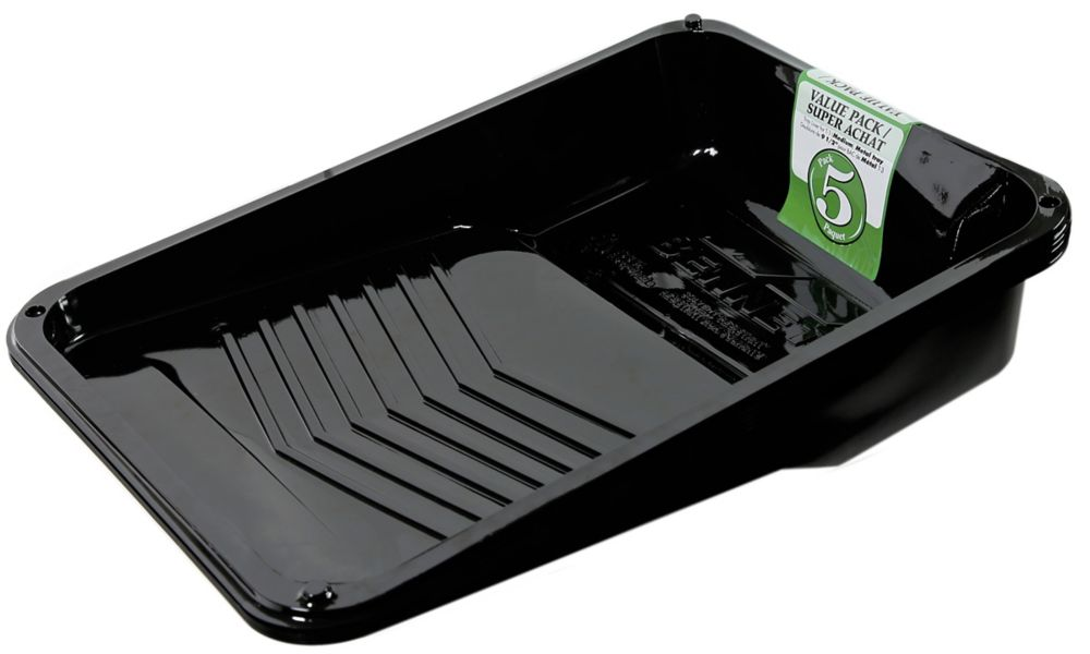 5pk 9-1/2 Inch.  Org Liners For 1g Tray