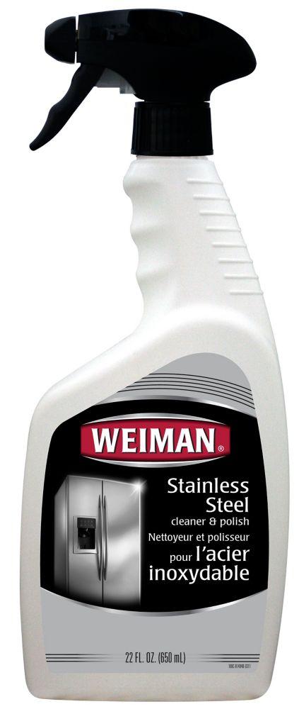 Stainless Steel Cleaner & Polish - 22oz. Trigger