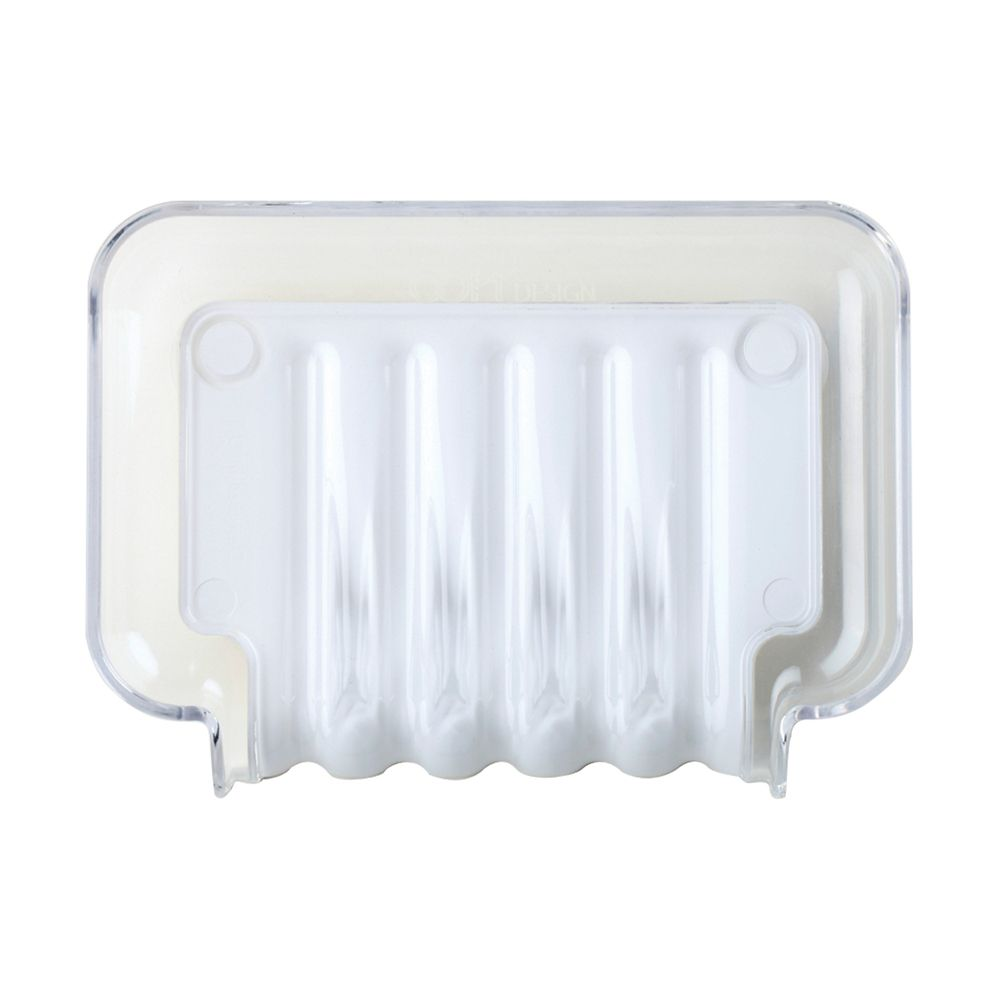 White Trickle Tray