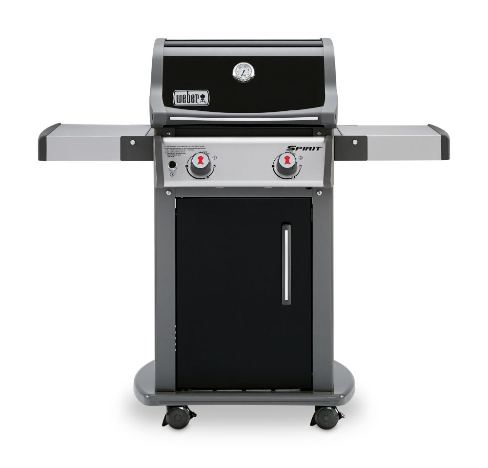 weber spirit e 210 2 burner propane gas bbq the home depot canada. Black Bedroom Furniture Sets. Home Design Ideas
