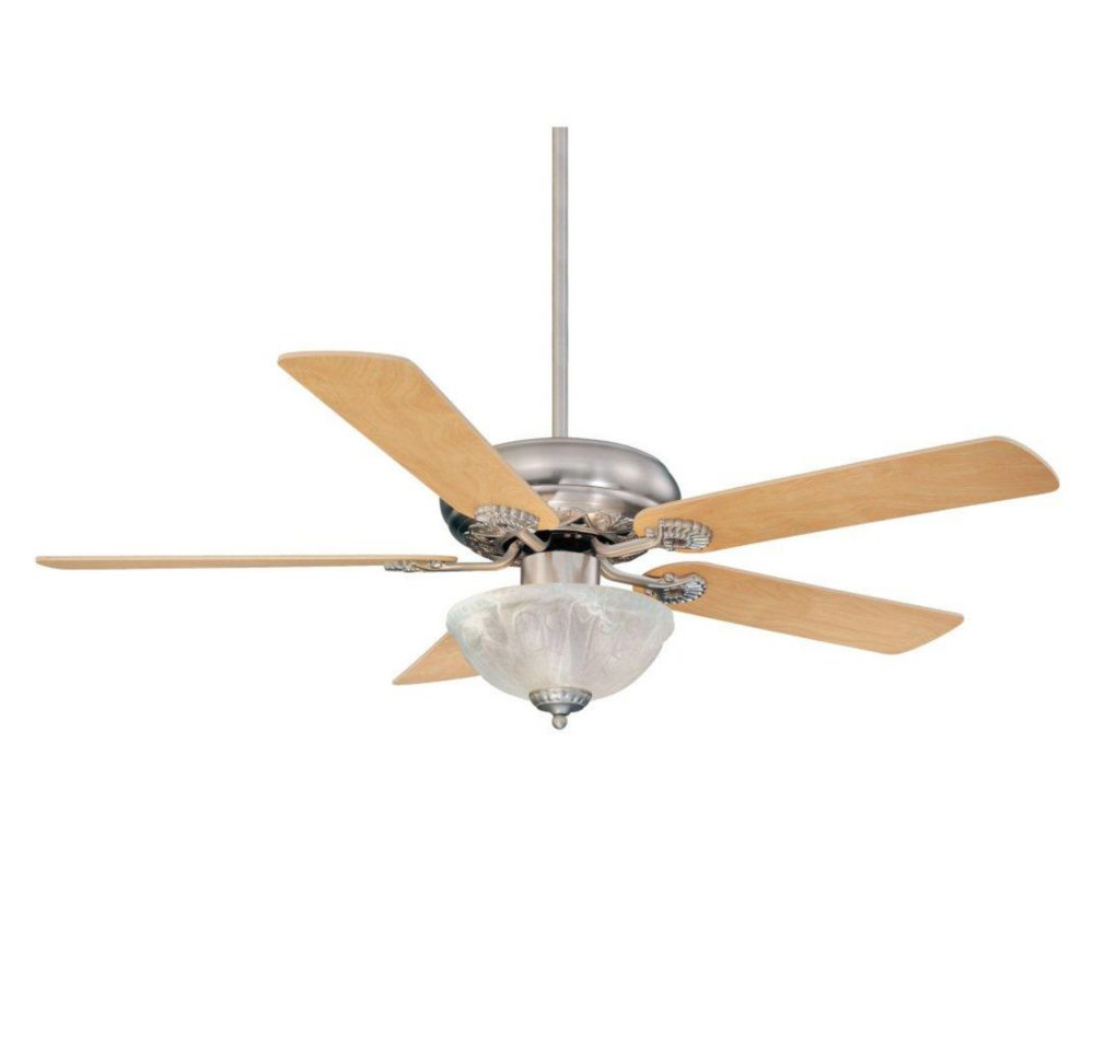 """Satin Collection 52"""" Ceiling fan"""