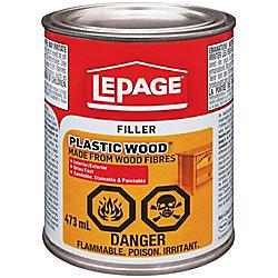 LePage Plastic Wood Filler