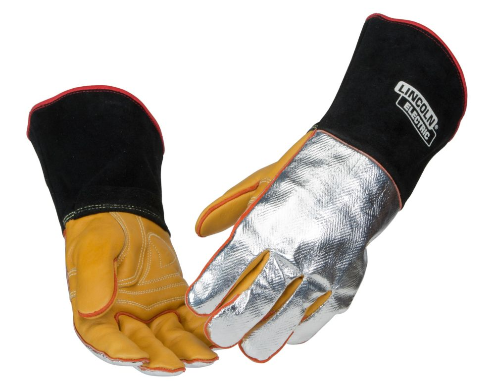 Heat Resistant Welding Gloves - Large