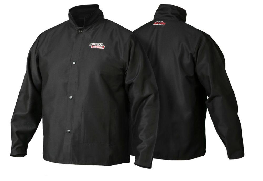 Traditional Flame Retardant Cloth Welding Jacket - Extra Large