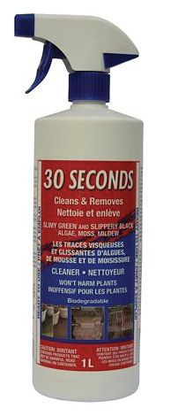 30 Seconds 30 Seconds Outdoor Cleaner 1 Rtu The Home