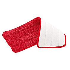 Reveal tampon à récurer pour vadrouille en microfibres