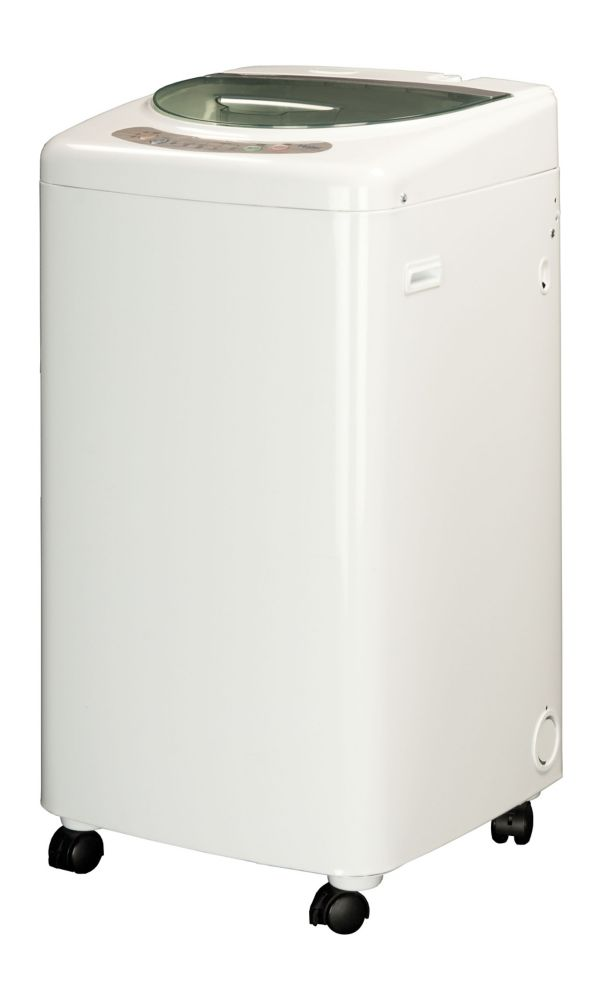 1.0 cu. ft. Portable Washer in White