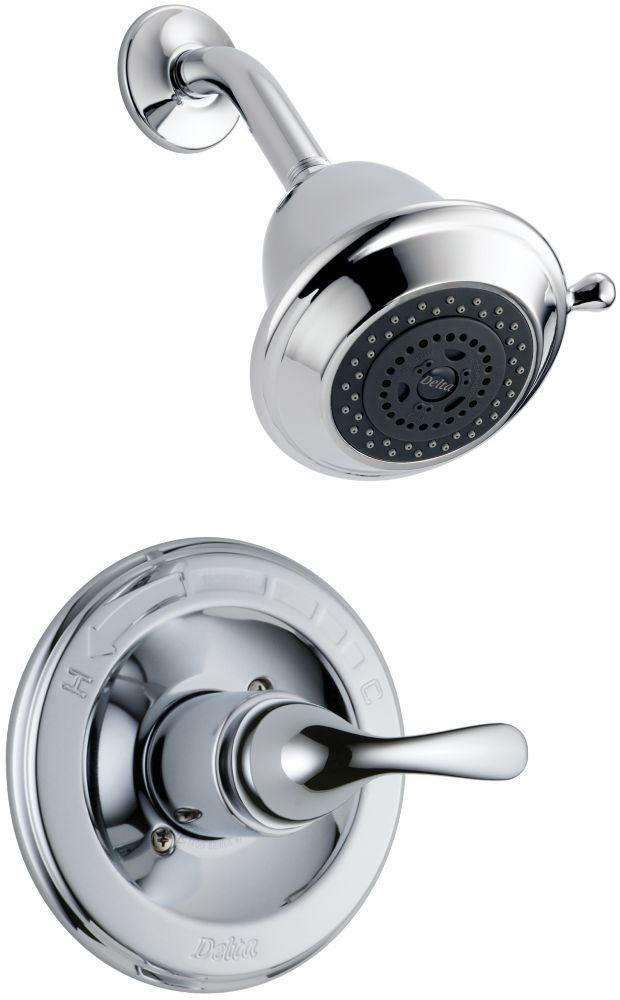 Classique - Garniture pour mitigeur de douche, Chrome