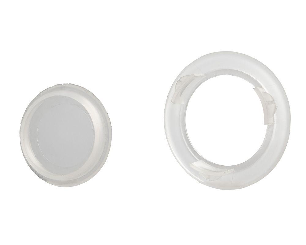 2-inch Plastic Umbrella Table Ring Insert