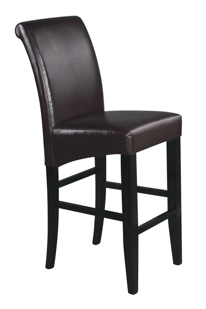 Espresso Finish 30 inches Parsons Barstool