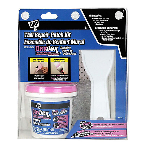 HDX 4 in. x 4 in. Drywall Repair Patch-49005 - The Home Depot