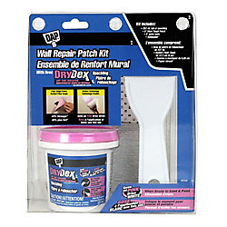 DAP Wall Repair Patch Kit with Drydex Spackling