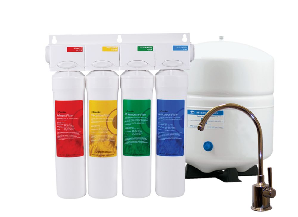 watts reverse osmosis pure system | the home depot canada