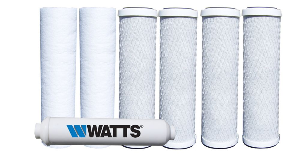 7 Pack Replacement filters for Zero Waste