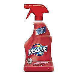 Resolve Détachant, nettoyant à tapis, vaporisateur, 650mL