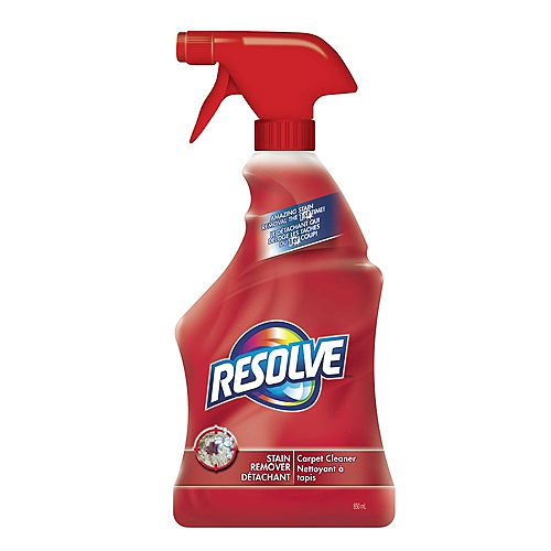 Resolve 650 mL Stain Removal Carpet Cleaner