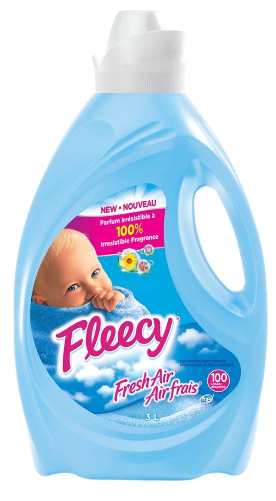 Assouplissant Fleecy* Air frais*, 3L