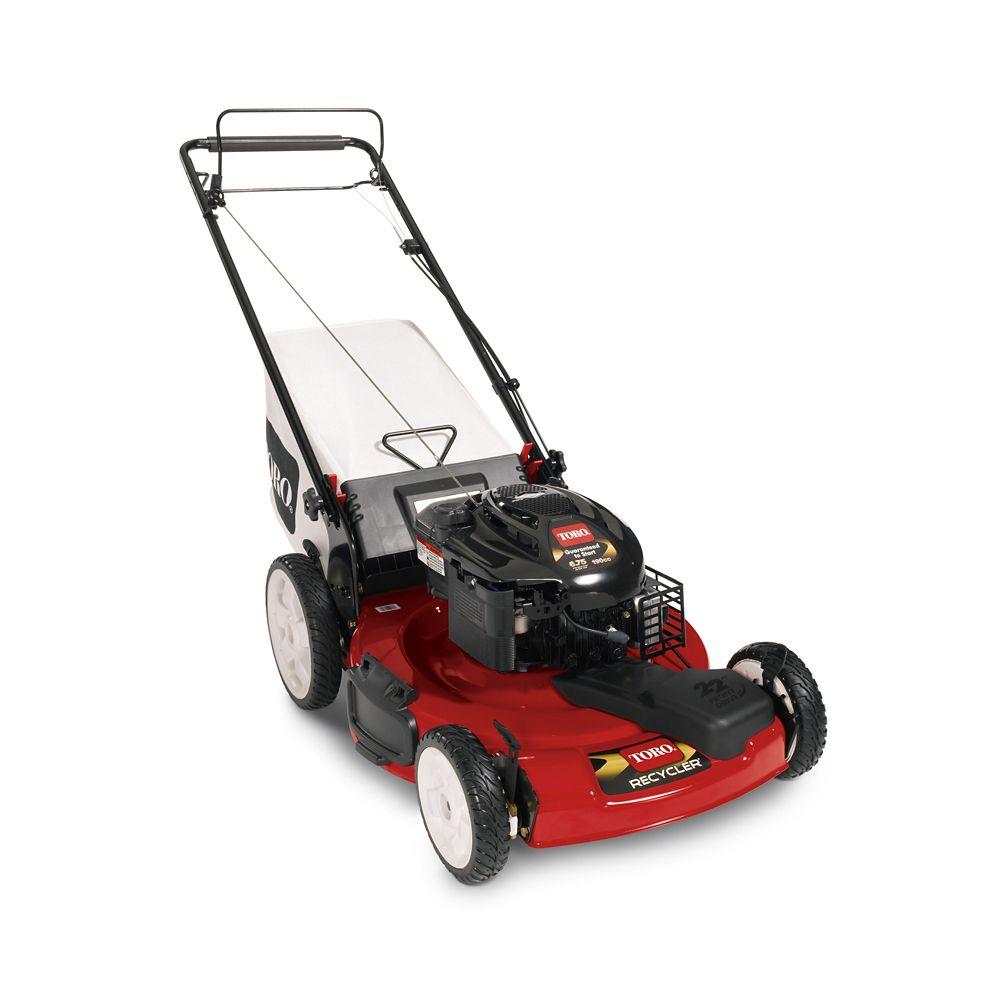 Toro High Wheel Walk Power Mower - Reconditioned