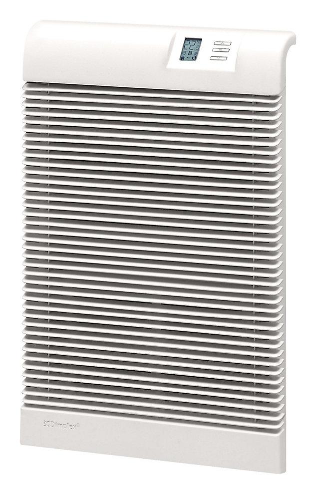 Ventilo-convecteur de précision de 2000W / 240V - Blanc