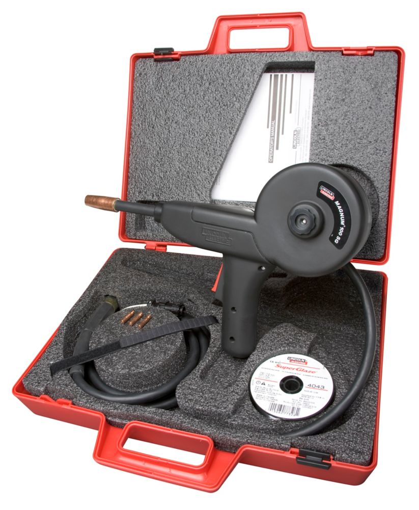 Lincoln 140 Mig Welder Partslincoln Welding Gun Replacement 100sg Wiring Diagram Electric Magnum Spool Kit The Home