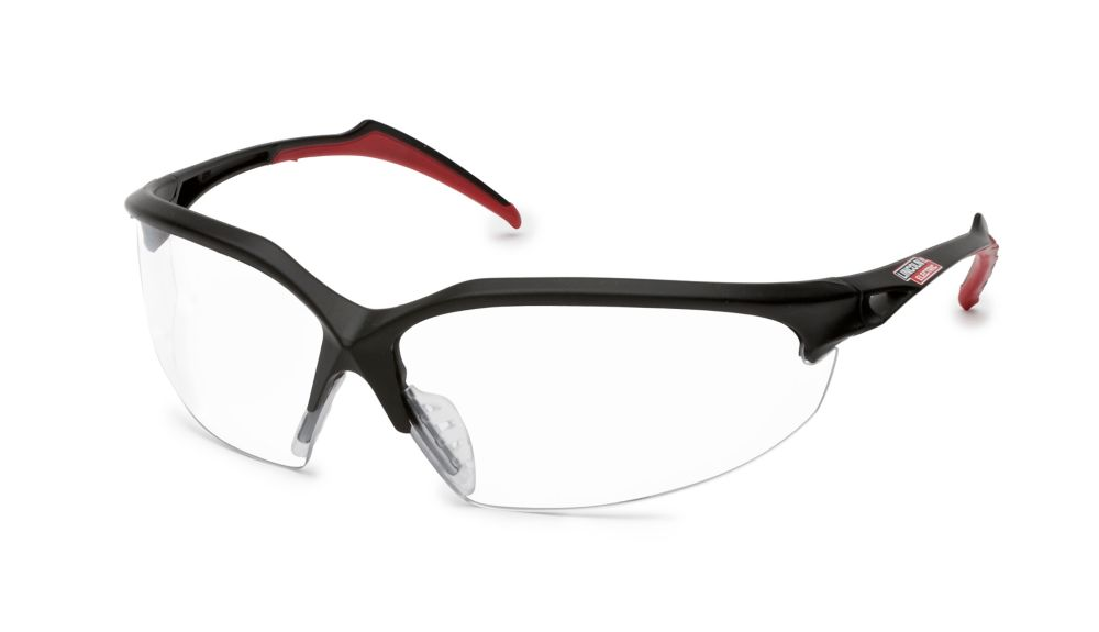 Finish Line Clear Safety Glasses