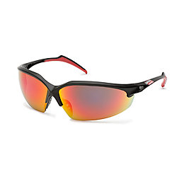 Lincoln Electric Finish Line Translucent Safety Glasses