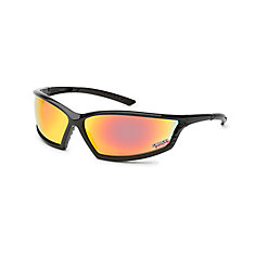 I-Beam Black Safety Glasses