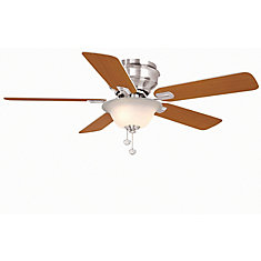 Hampton bay hawkins ceiling fan 44 inch the home depot canada hawkins ceiling fan 44 inch aloadofball Images