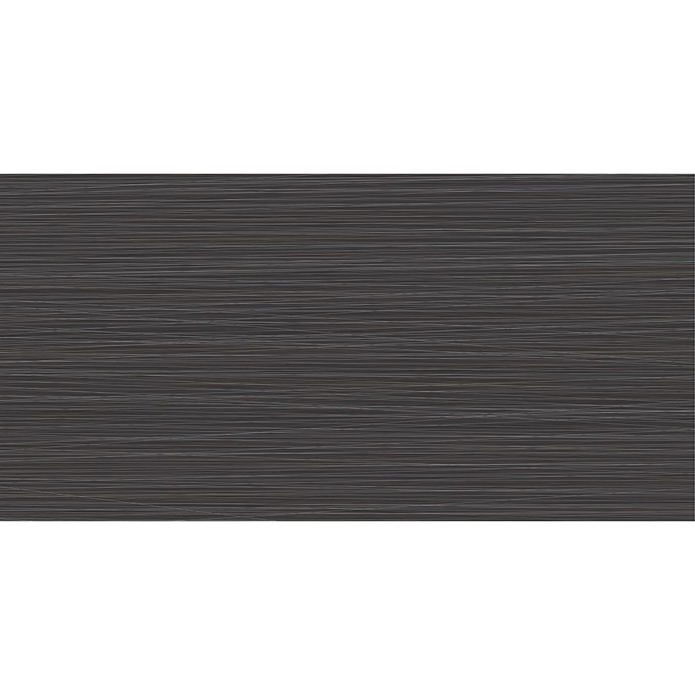 12 Inch x24 Inch Zera Annex Carbon Rectified Porcelain Tile -( 16 Sq. Ft.  / Case)