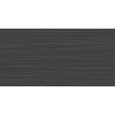 12-inch x24-inch Zera Annex Carbon Rectified Porcelain Tile -( 16 Sq. ft. / Case)