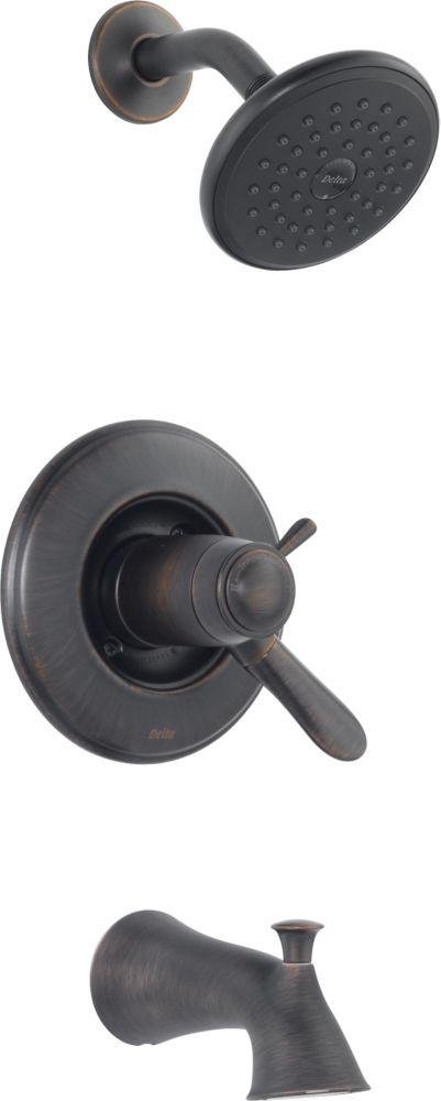 Lahara - Trousse de garniture seulement pour mitigeur thermostatique de douche et baignoire, Vene...