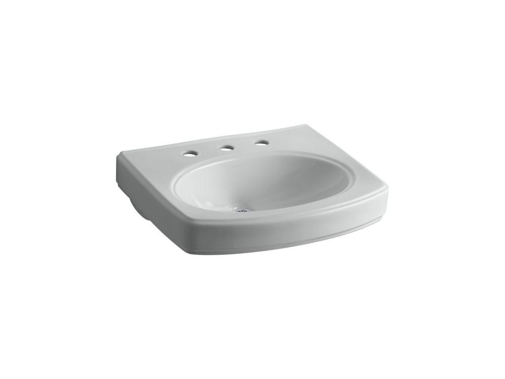 Pinoir Bathroom Pedestal Sink Basin
