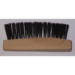 Lincoln Electric Brosse à poils de carbone 3 x 15 pour piquer à tête droite