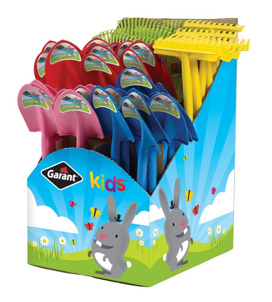 Garant kids children tool display