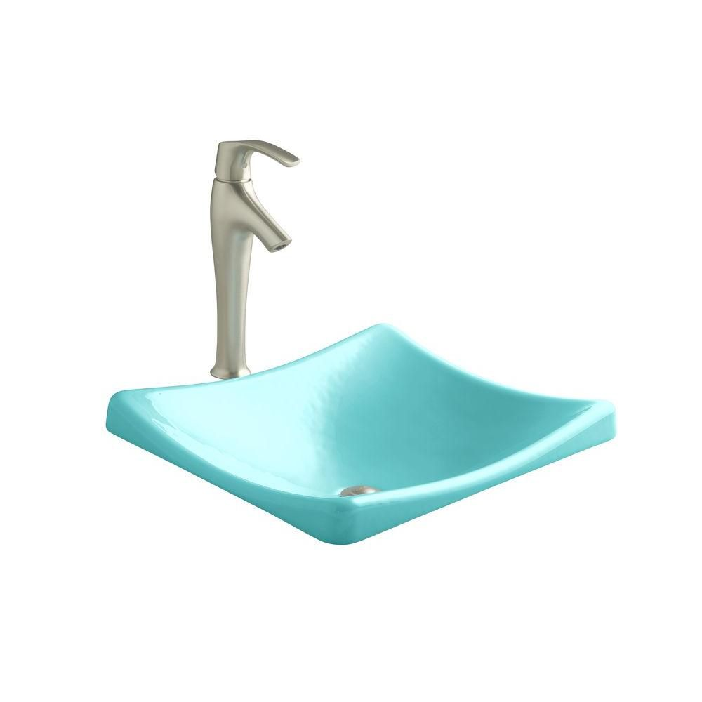 Demilav<sup>®</sup> Wading Pool<sup>®</sup> Vessel Sink