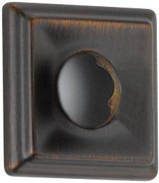 Dryden Shower Arm Flange in Venetian Bronze
