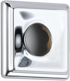 Dryden Shower Flange in Chrome